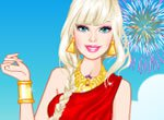 Barbie Princesa Romana