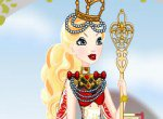 Jogos das ever after high: Dia do Legado da Apple White