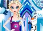 Frozen Jardim da Elsa