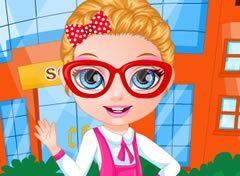 Barbie Penteados para ir a Escola