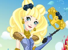 Ever After High Blondie Baile de Máscaras