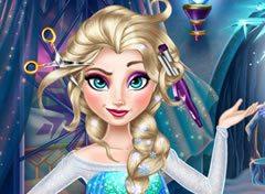 Frozen – Elsa Cortes Loucos