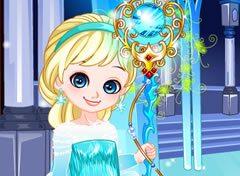 Frozen Elsa o Novo Cetro