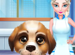 Frozen Pet Shop da Elsa