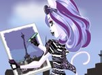 Jogos das monster high: Monster High Catrine
