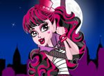 Jogos das monster high: Monster High Draculaura em Scaris