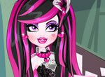 Monster High Penteados Draculaura